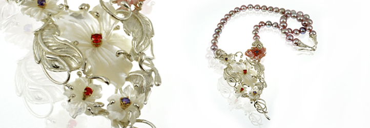 collezione collane argento